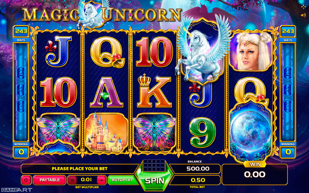 Slots Magic Fun 5046