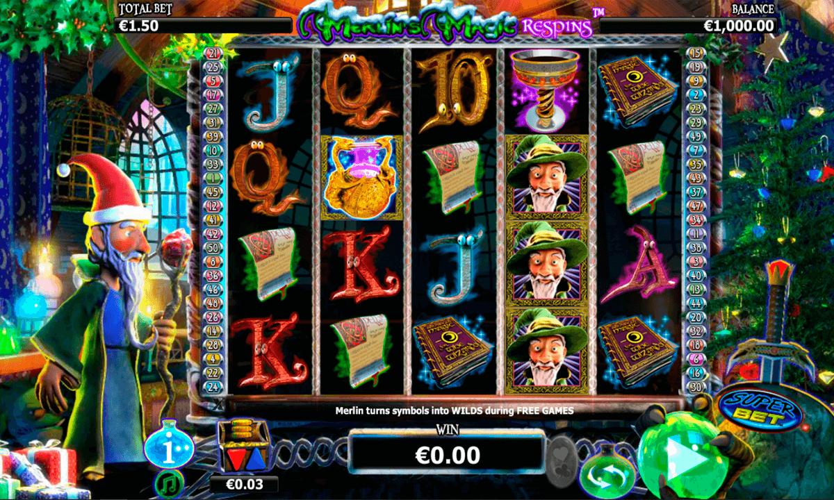 Slots Magic 1312