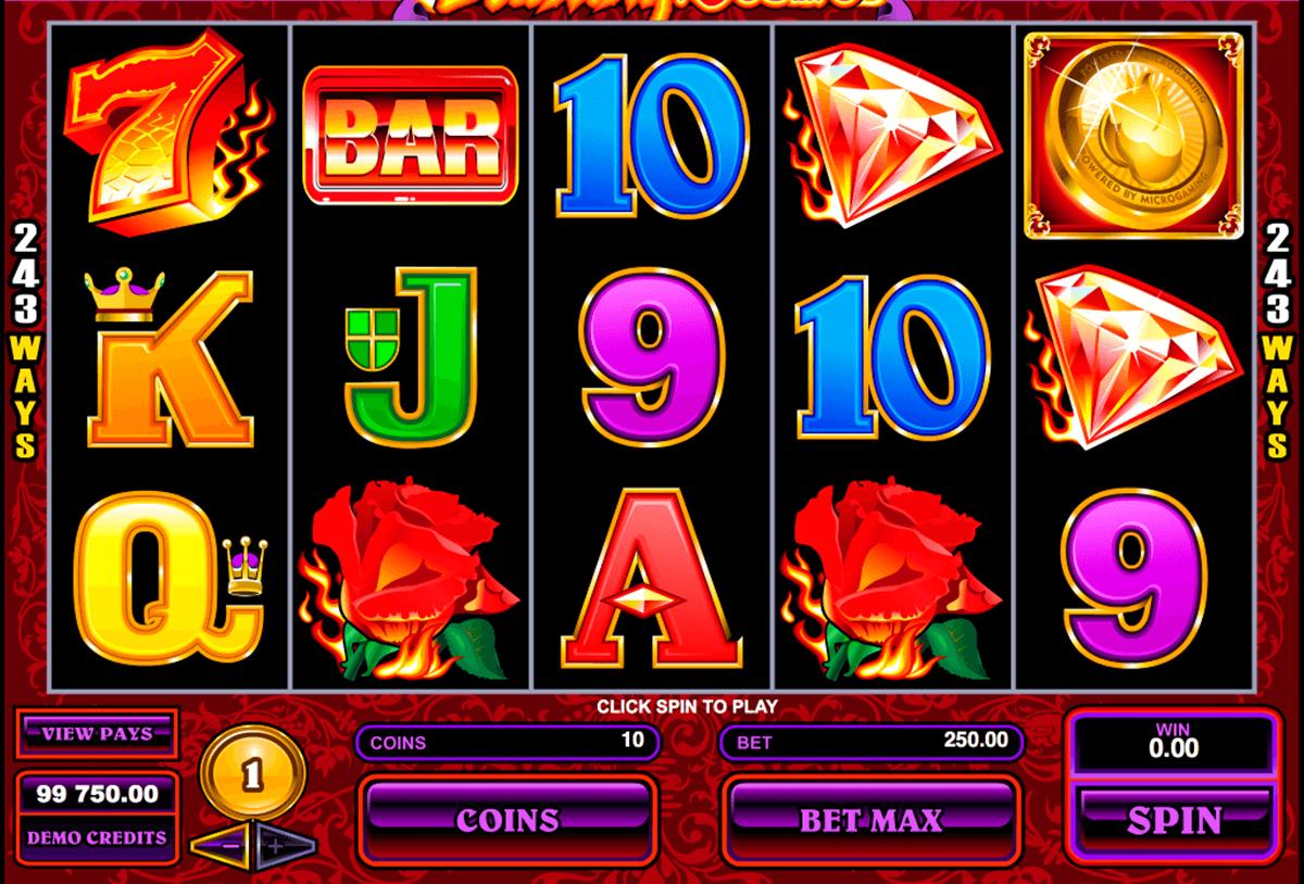 Types of Slot 24009